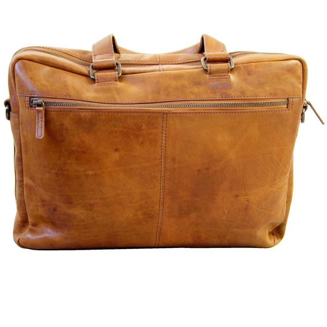 Laptop Bag Nelson Of Rodeo Leather Baron Of Maltzahn